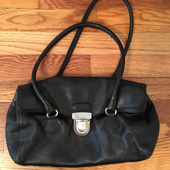 c93e15e005ff3a Prada Bags | Authentic Leather Purse | Poshmark